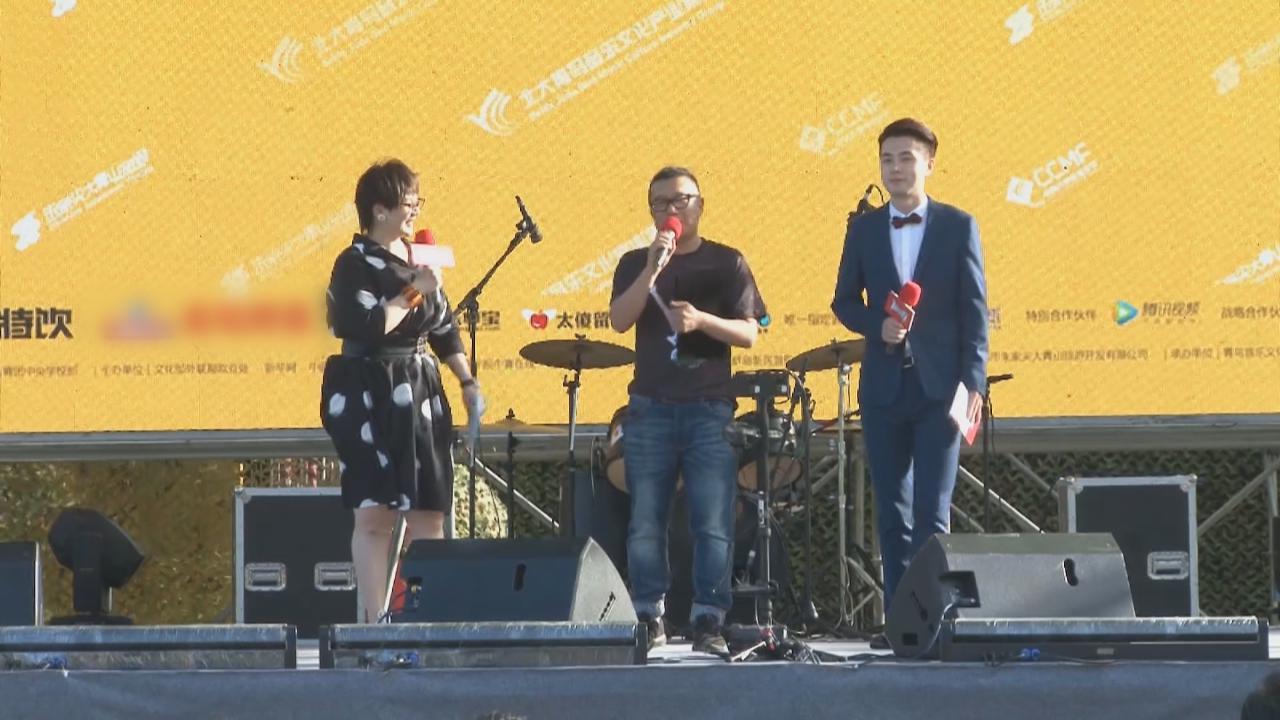 (國語)與龐龍任大學生音樂比賽導師 柯以敏願與學生互相交流