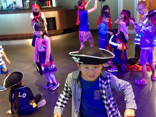 戲劇英語--扮演海盗船長