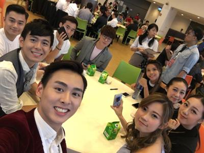 TVB食canteen Preshow