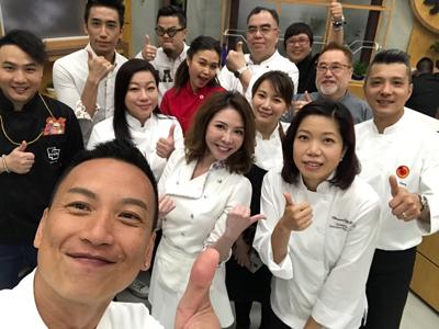 21 位廚師為Bigbig Channel全球啟播做最後準備