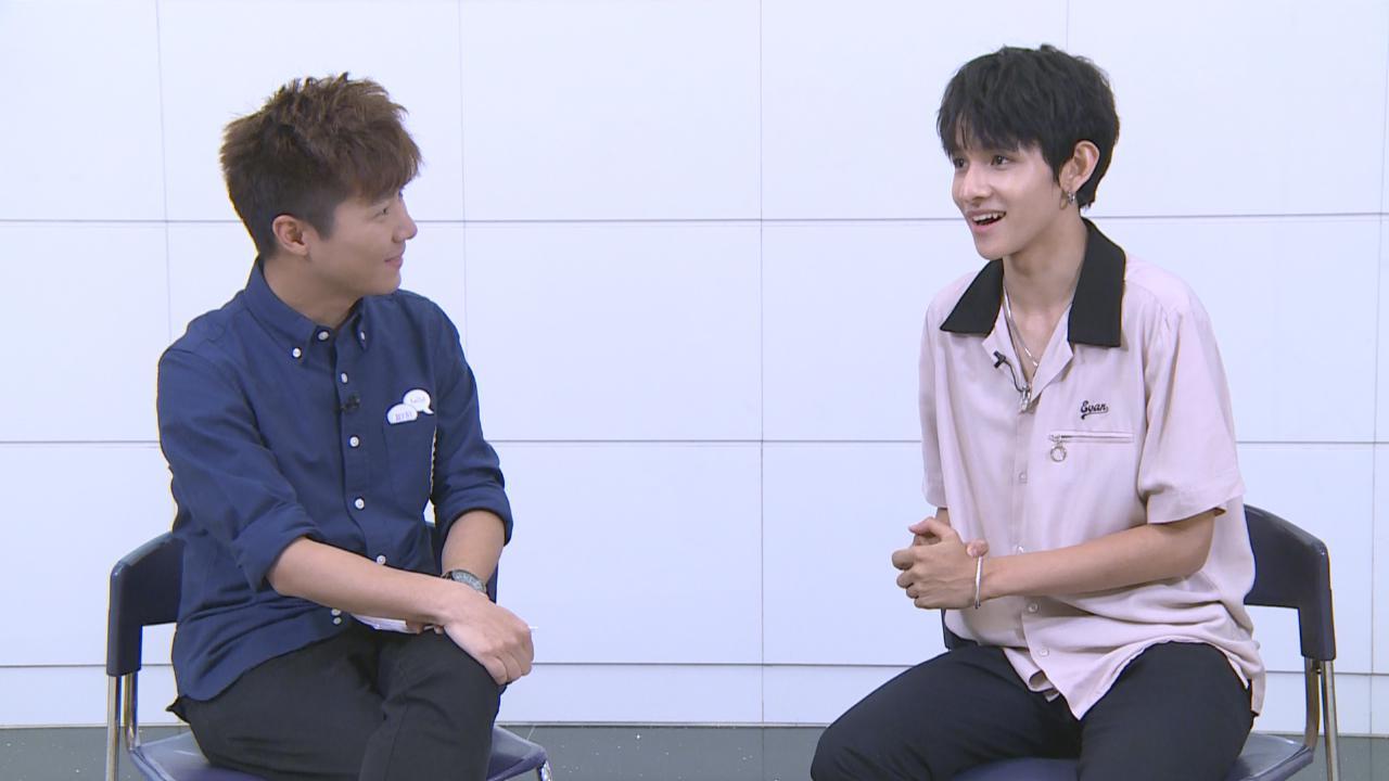 Samuel以G-Dragon為目標 對工作百分百投入不容分心