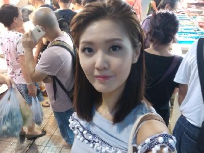 2017-07-24 陳庭欣 踩入街市 踩過界