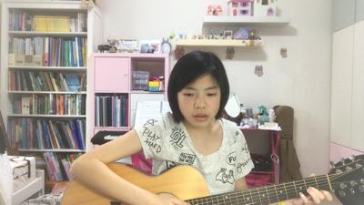 HANA 一輩子守候 Cover | Pam 小婷:)