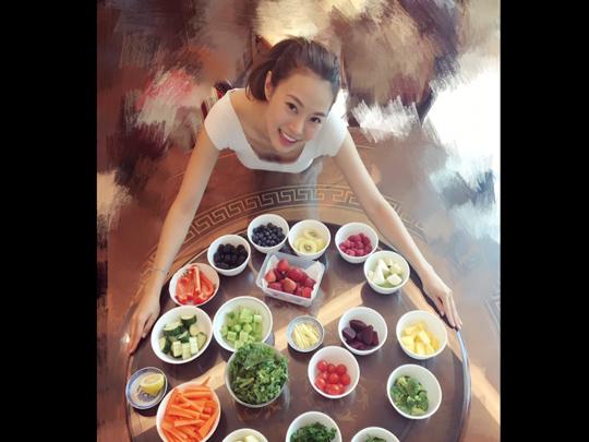 健康美顏嘅蔬果汁 Part 2