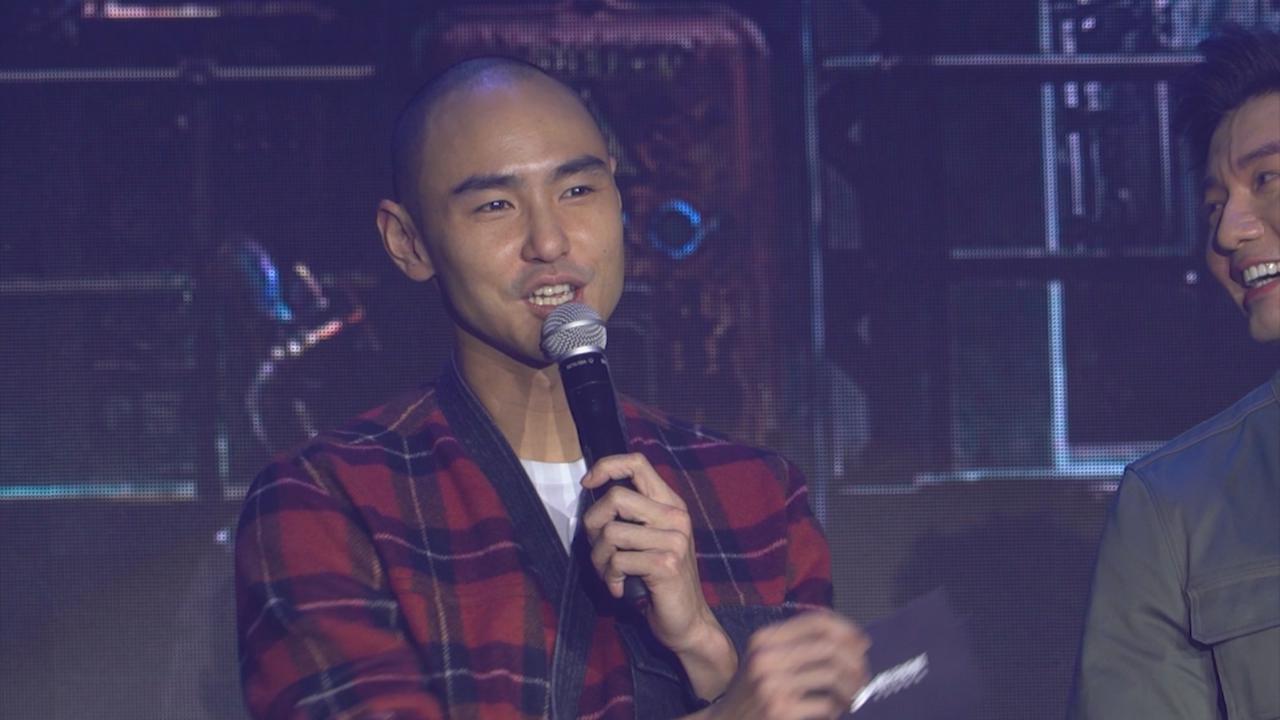 (國語)阮經天北京出席新劇發布會 透露被劇本吸引主動接演