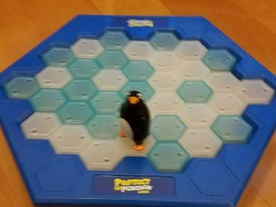 區永權 「拯救企鵝遊戲」 Live
