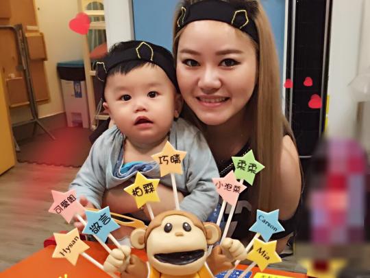 ??2017-07-25 BigBig小明星可愛組Party??
