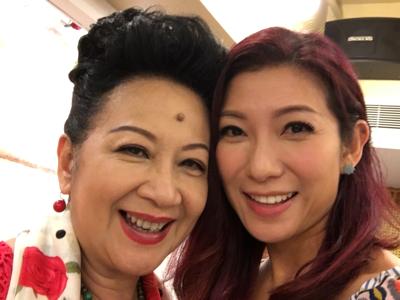 2017-07-25 朱凱婷的直播燦爛的外母慶功宴