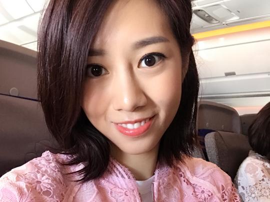 Nicole 胡美貽 台北之旅?