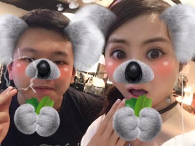 2017-07-26 利穎怡joan撞到粉絲