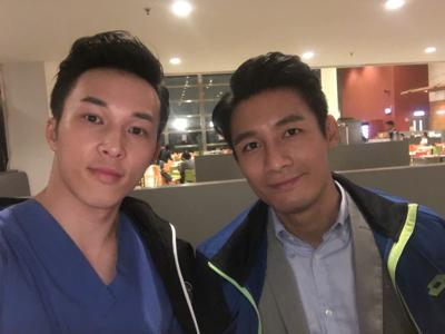 Dr Chung overnight shift @TBB Hospital