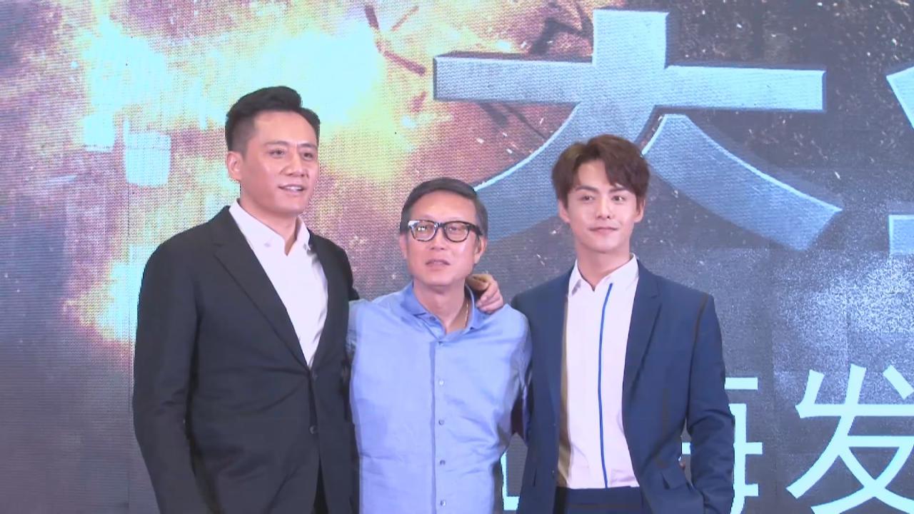 劉燁再演青年毛澤東 表示絕無下次怕被定型