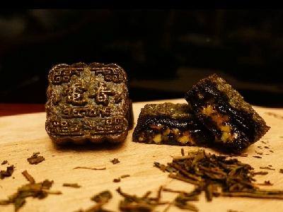 ⚡ 電音廚房:? ? 自製手工茶系月餅 ?