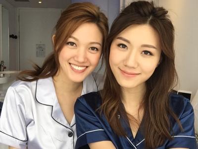 Roommates in Taiwan! 黃瑋琦Emily