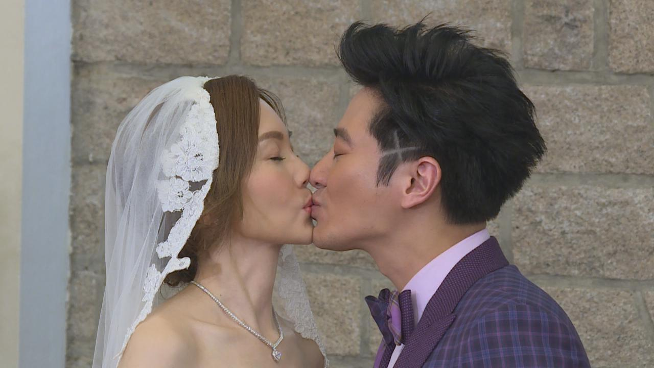 (國語)孫耀威陳美詩舉行結婚儀式 大批圈中好友道賀