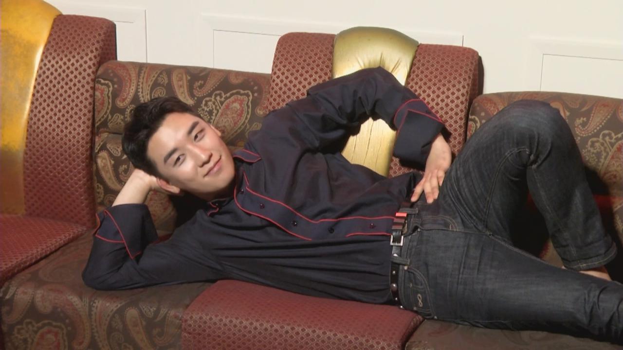 (國語)勝利訪台為BIGBANG展覽宣傳 以流利中文與主持搞怪互動