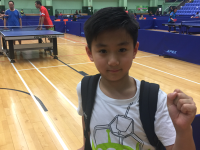 Live Broadcast table tennis competition