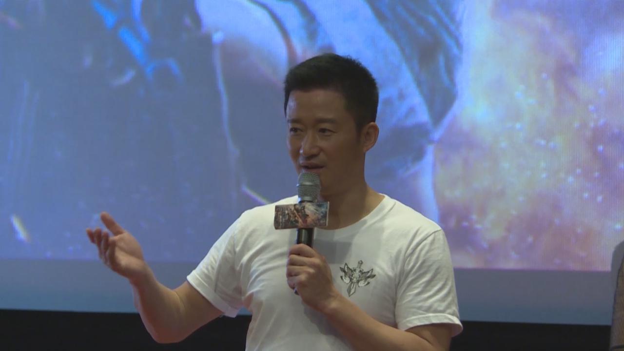 (國語)吳京上海宣傳新戲 透露另類使用替身趣事