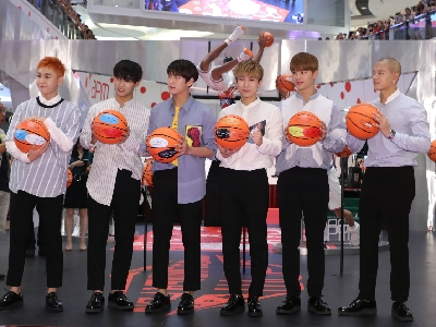 apm x BTOB Time Concert in HK 2017 記者會
