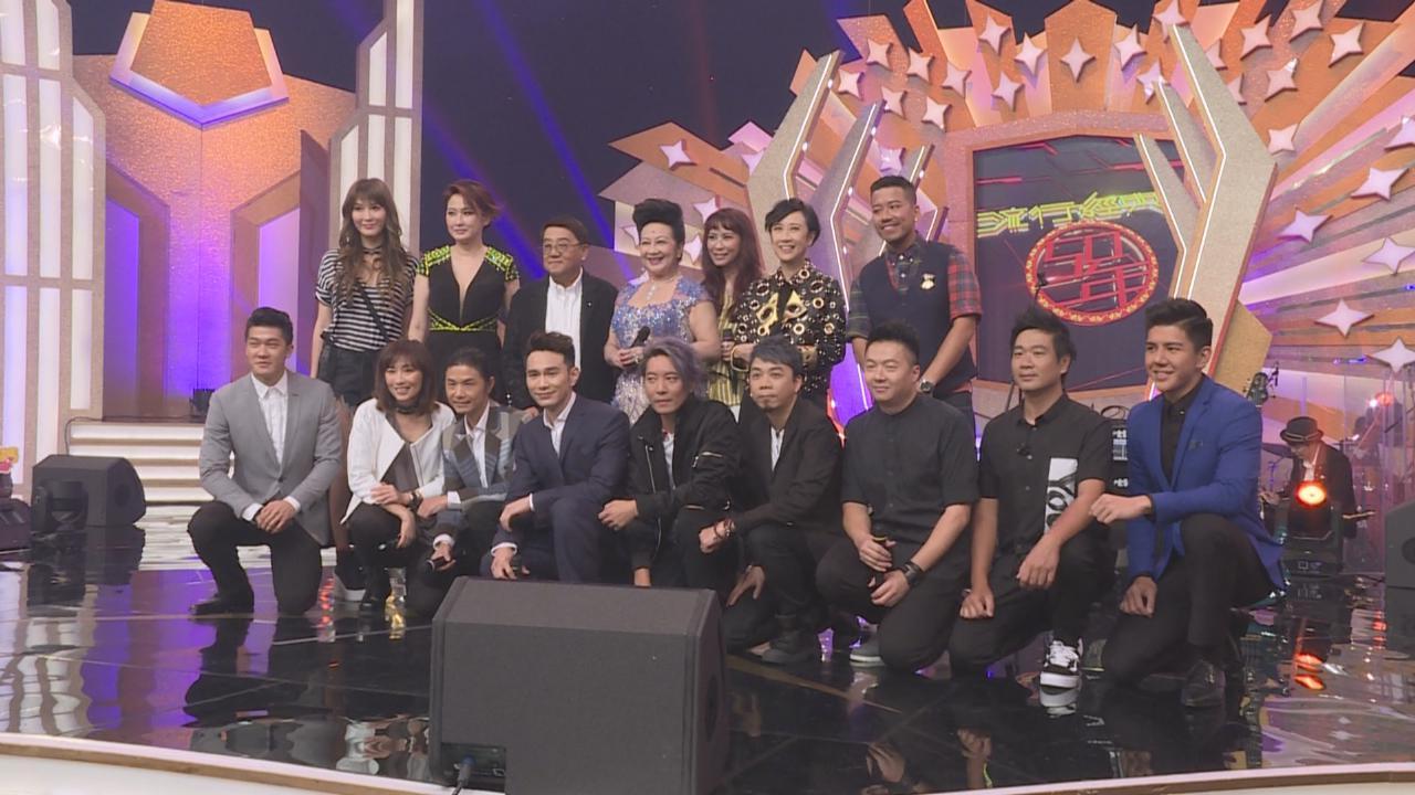 李彩華相隔多年再踏TVB 期待回巢拍劇