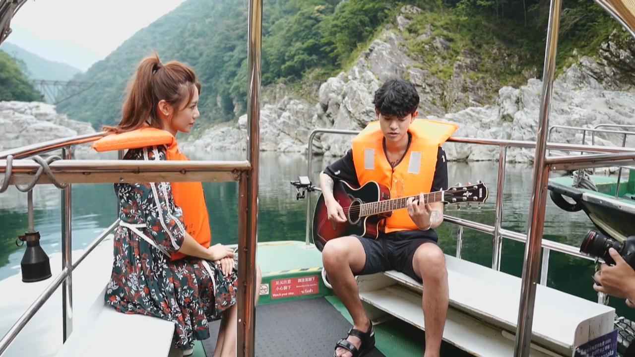 夥鄭俊英拍韓國旅遊節目 倪晨曦自由發揮