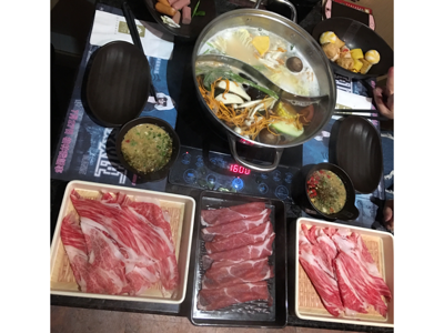 2017-08-02 生日月同梁大大打邊邊