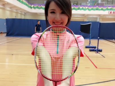 羽毛球大賽!