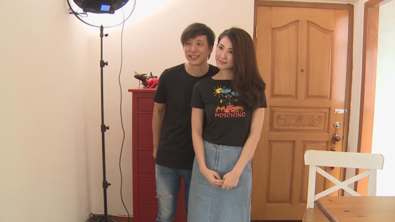 (國語)鄧健泓為石詠莉拍MV  心疼未婚妻因病入院