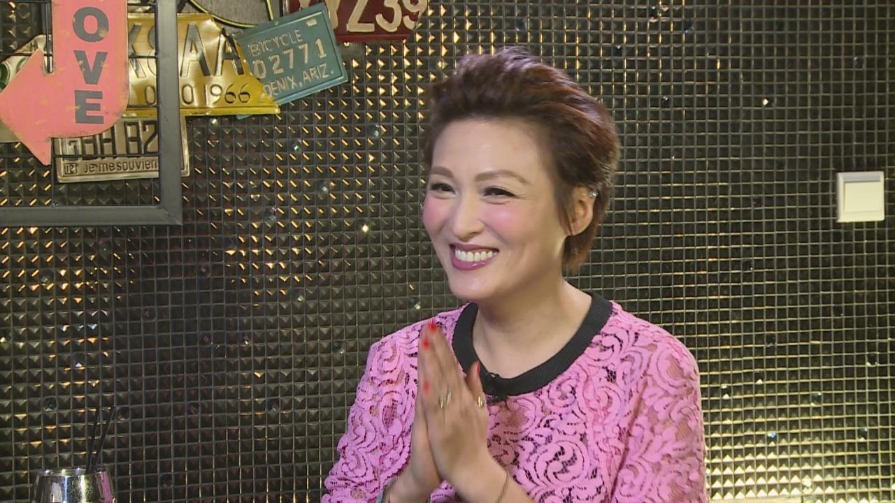 李蕙敏曾想放棄唱歌 因黃偉文作品展再燃起動力
