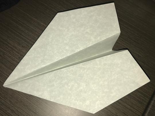 STEM Sir 教你摺紙飛機之二