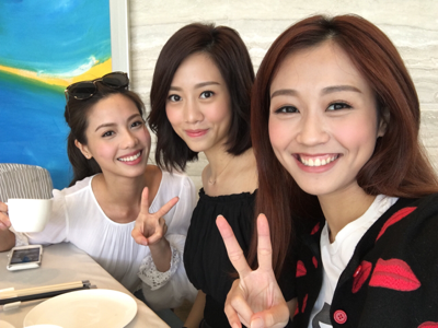 放飯啦☺️ ?Part 3? with Nicole&Kelly