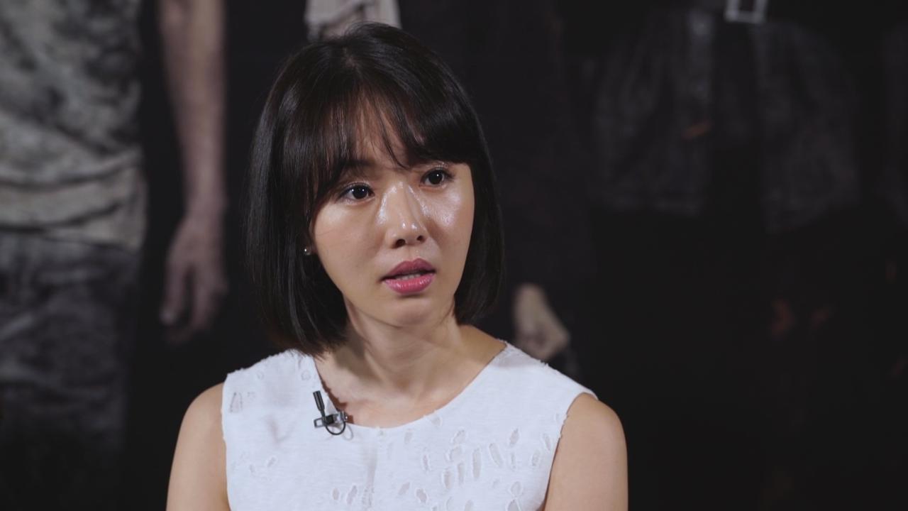 李貞賢為角色刻意減磅