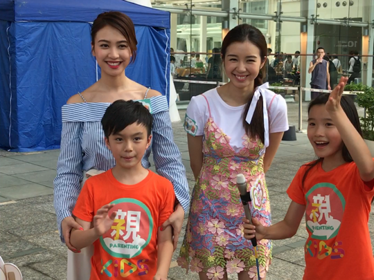Aug5採訪朱千雪和麥明詩姐姐