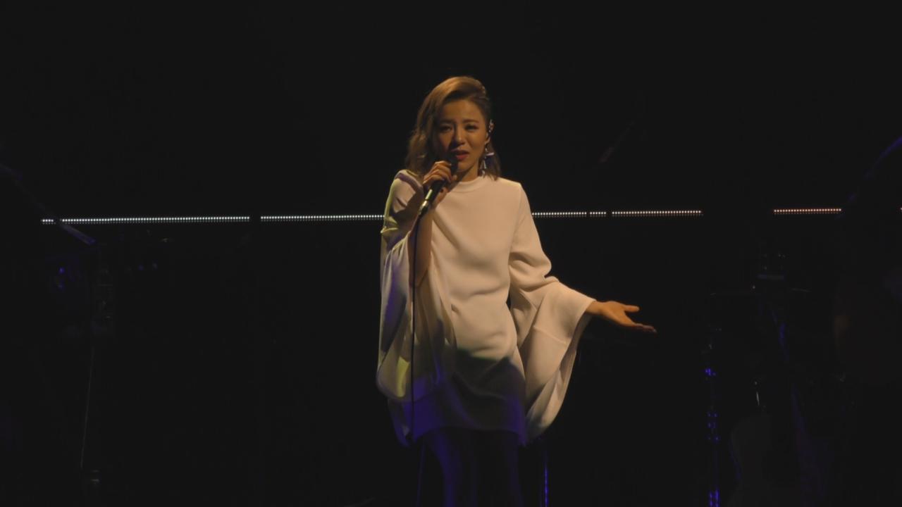 舉行十周年紀念演唱會 丁噹與粉絲細訴入行前趣事