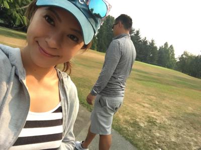 梁芷珮的打golf直播