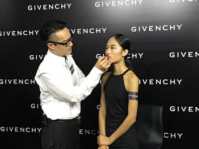 Givenchy 林嘉欣 陳法拉 周秀娜