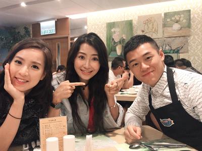 2017-08-09 利穎怡joan慶祝leo生日