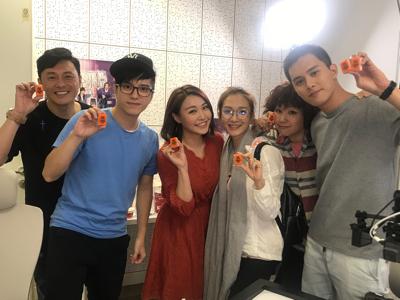 2017-08-10 黃穎君Burmie x 超時空賭神