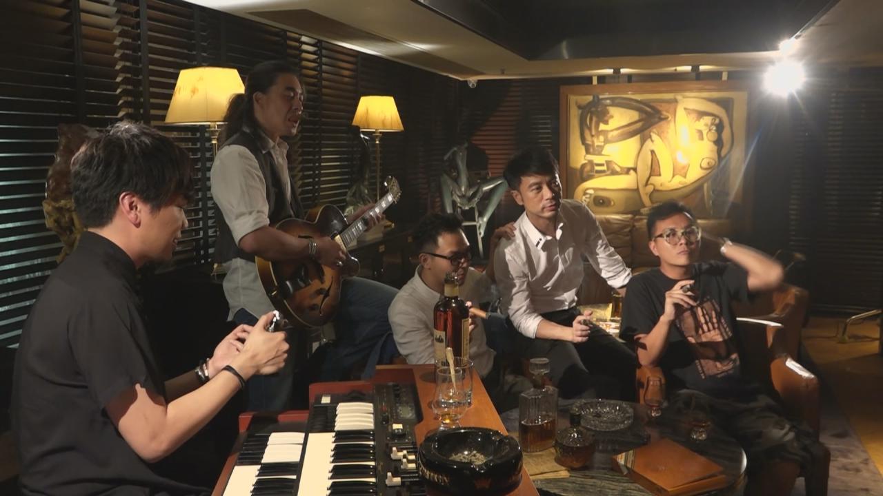 為拍新歌MV改變造型 李克勤大讚6號靚聲