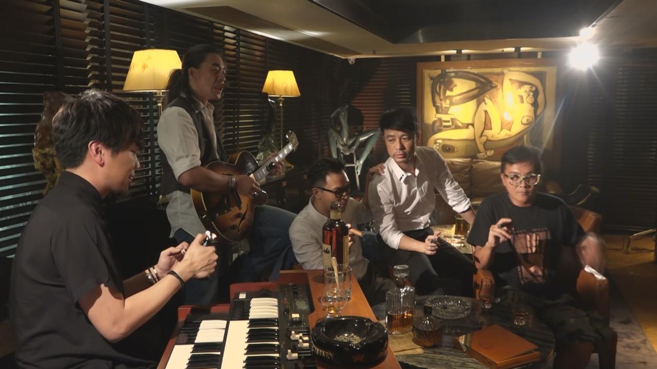 (國語)李克勤為新歌拍攝MV 表示欣賞6號聲音
