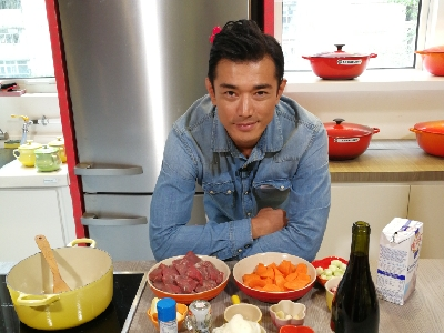 French recipe live    French Recipe live 黃長興 WCH Stefan