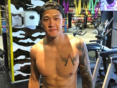 練完拳就做Gym - 麥凱程 Alex Le Mak