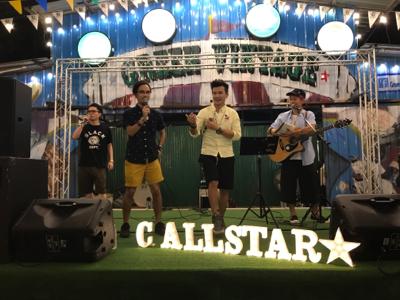 C AllStar 任你點 由MongKok唱到Bangkok?