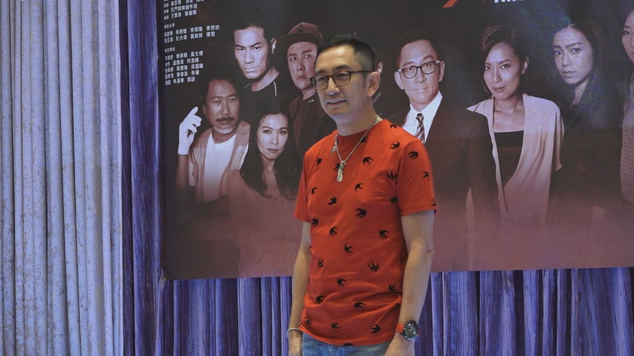 預告明年回巢拍劇 吳啟華優先考慮拍喜劇