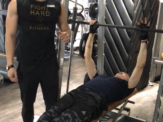 2017-08-17 胡渭康 William's 核心訓練