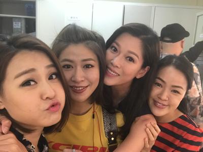 2017-08-18 跳躍五姊妹