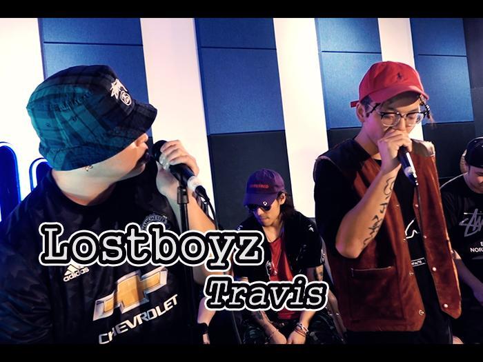 Travis-Lostboyz現場版本@BigBigVoice