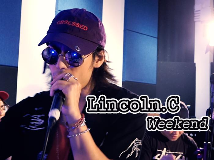 Weekend-Lincoln C.現場版本@BigBigVoice
