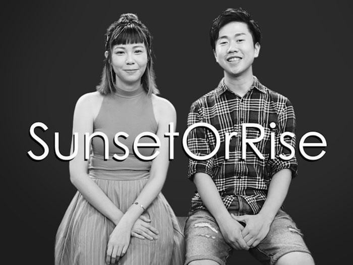 我是Sunset or Rise@BigBigVoice