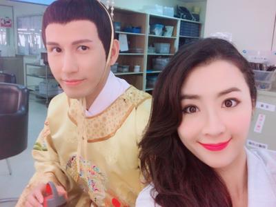 2017-08-19 利穎怡joan等入廠
